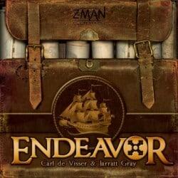 Endeavor spel doos box Spellenbunker.nl
