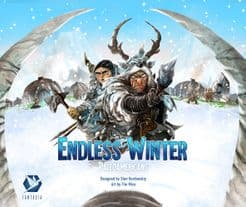 Endless Winter - Paleoamericans Bordspel