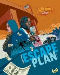 Escape Plan spel doos box Spellenbunker.nl