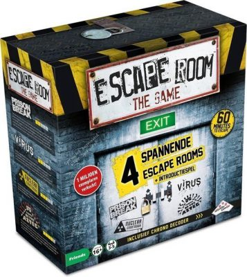 Escape Room The Game Bordspel