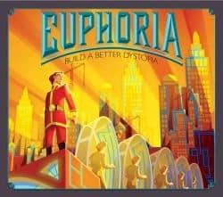 Euphoria - Build a Better Dystopia Bordspel