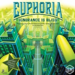 Euphoria: Ignorance Is Bliss spel doos box Spellenbunker.nl