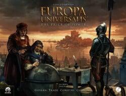 Europa Universalis: The Price of Power spel doos box Spellenbunker.nl