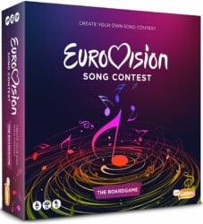 Eurovision Song Contest spel doos box Spellenbunker.nl
