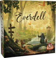 Everdell Bordspel Nederlandstalig White Goblin Games