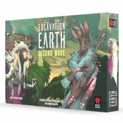 Excavation Earth: Second Wave spel doos box Spellenbunker.nl