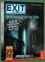Exit- De Onheilspellende Villa