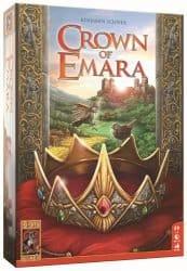 Crown of Emara Bordspel 999 Games