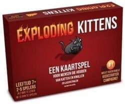 Exploding Kittens Kaartspel