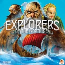 Explorers of the North Sea Bordspel