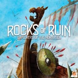 Explorers of the North Sea - Rocks of Ruin Bordspel Uitbreiding