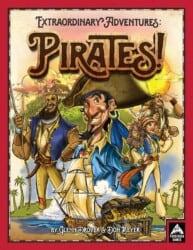 Extraordinary Adventures: Pirates spel doos box Spellenbunker.nl