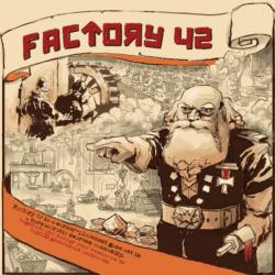 Factory 42 spel doos box Spellenbunker.nl
