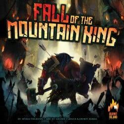 Fall of the Mountain King spel doos box Spellenbunker.nl
