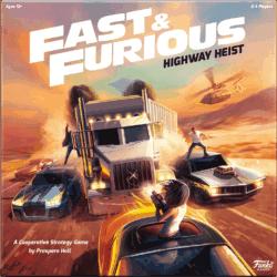 Fast & Furious: Highway Heist spel doos box Spellenbunker.nl