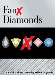 Faux Diamonds spel doos box Spellenbunker.nl