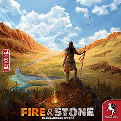 Fire & Stone spel doos box Spellenbunker.nl