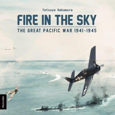 Fire in the Sky: The Great Pacific War 1941-1945 spel doos box Spellenbunker.nl