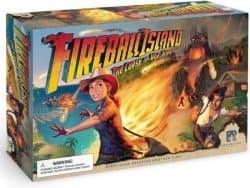 Fireball Island - The Curse of Vul-Kar Bordspel