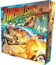 Fireball Island - The Curse of Vul-Kar- Wreck of the Crimson Cutlass Bordspel Uitbreiding