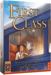 First Class - Spanning en intrige in de Oriënt Express Bordspel