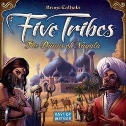 Five Tribes Bordspel