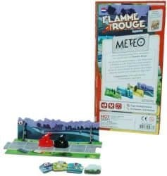 Flamme Rouge - Meteo Uitbreiding Bordspel