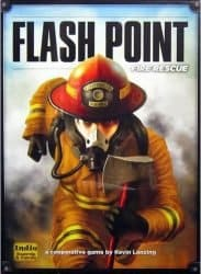 Flash Point - Fire Rescue Bordspel Asmodee Indie Boards & Cards