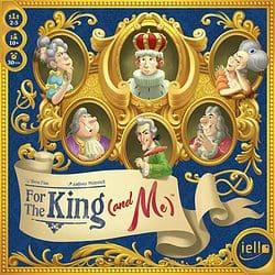 For the King (and Me) spel doos box Spellenbunker.nl
