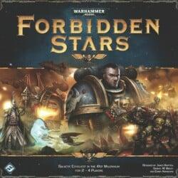 Forbidden Stars spel doos box Spellenbunker.nl