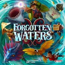 Forgotten Waters spel doos box Spellenbunker.nl