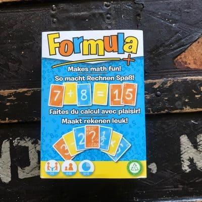 Formula Kaartspel Formula Games