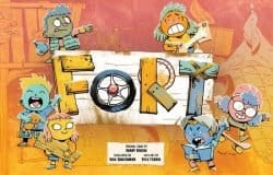 Fort Bordspel Leder Games
