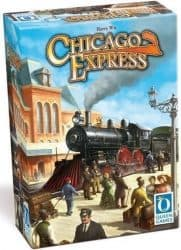 Foto Bordspel Chicago Express