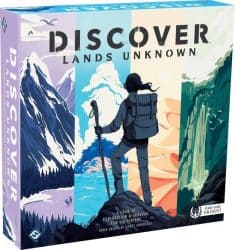Foto Bordspel Discover - Lands Unknown