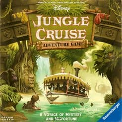 Foto Bordspel Disney Jungle Cruise Adventure Game