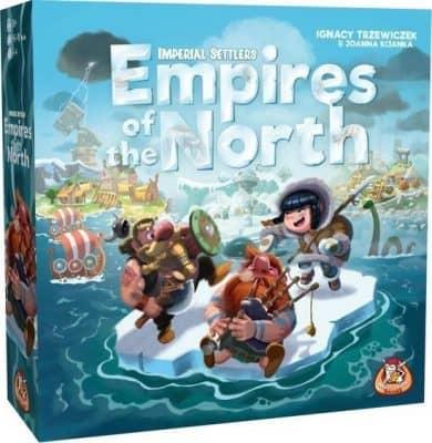 Foto Bordspel Imerial Settlers Empires of the North