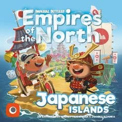 Foto Bordspel Imperial Settlers - Empires of the North - Japanse Eilanden
