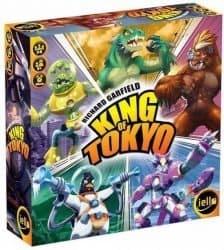 Foto Bordspel King of Tokyo