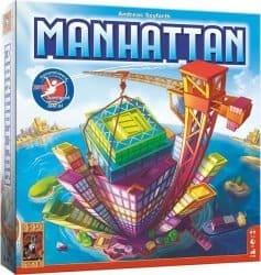 Foto Bordspel Manhattan