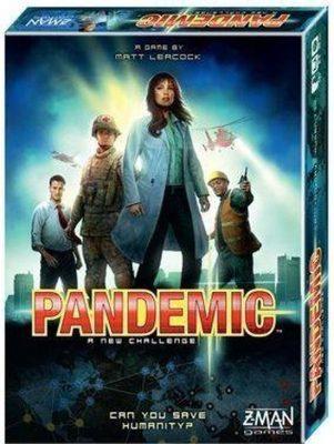 Foto Bordspel Pandemic