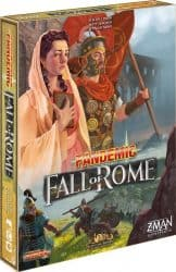 Foto Bordspel Pandemic - Fall of Rome