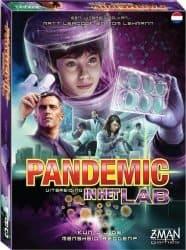 Foto Bordspel Pandemic - In Het Lab