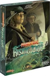 Foto Bordspel Pandemic Rising Tide