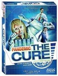 Foto Bordspel Pandemic - The Cure
