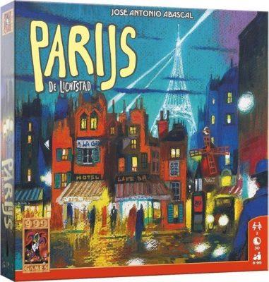 Foto Bordspel Parijs de Lichtstad