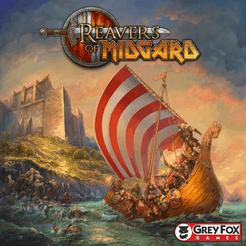 Foto Bordspel Reavers of Midgard