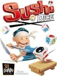 Foto Bordspel Sushi Dice