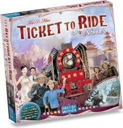 Foto Bordspel Ticket To Ride - Asia