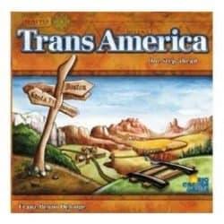 Foto Bordspel Trans America